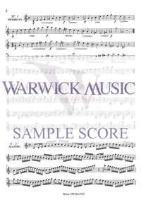 Kopprasch: 60 Etudes Op. 5 (Cor Alto)