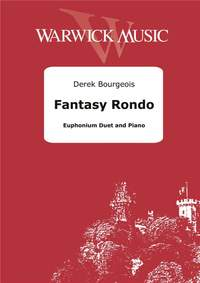 Bourgeois: Fantasy Rondo for Euphonium Duet & Piano