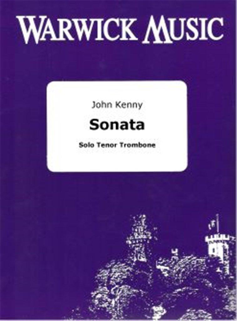 Kenny: Sonata for Tenor Trombone