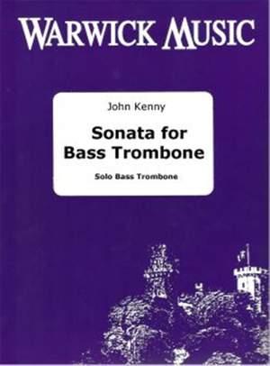 Kenny: Sonata for Bass Trombone Product Image