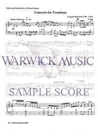 Hoffmann: Concerto