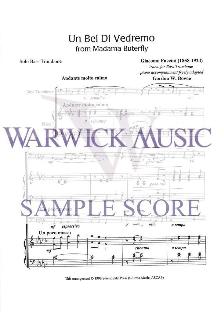 Puccini: Un Bel Di Vedremo