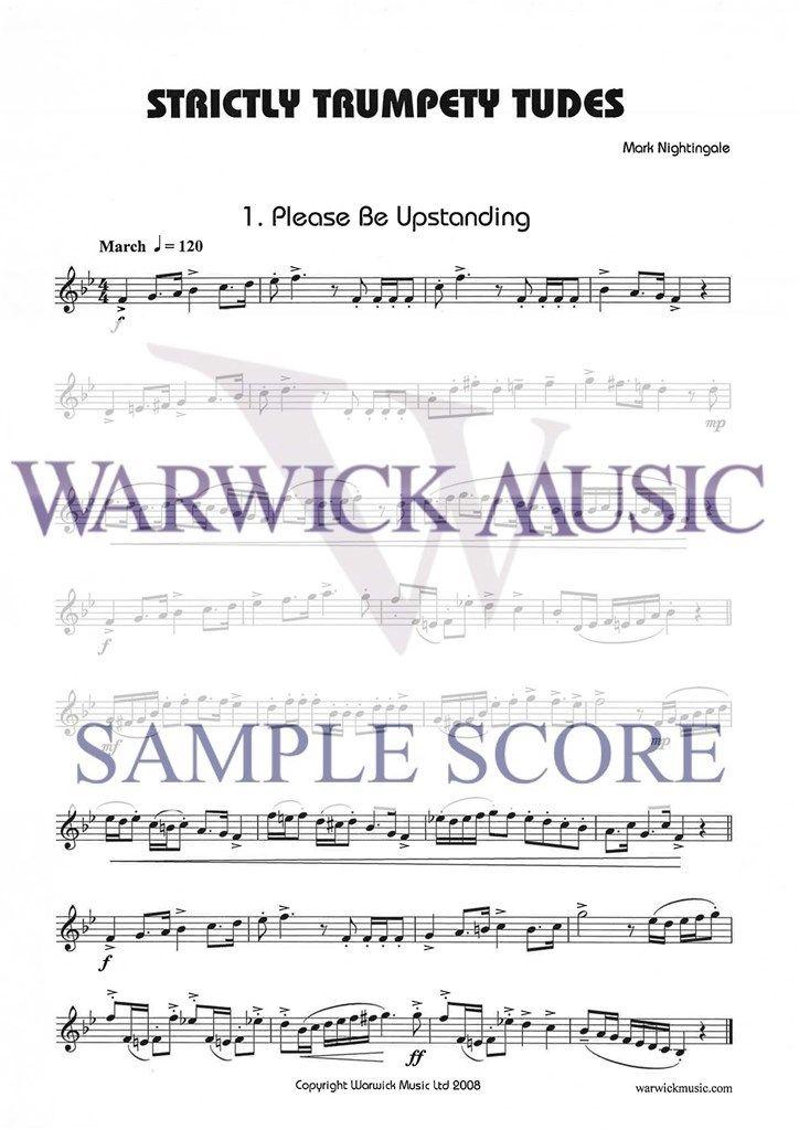 Nightingale: Strictly Trumpety Tudes