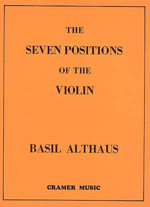 Althaus: Seven Positions Of The Violin