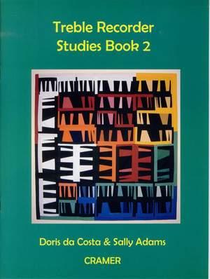 Da Costa/Adams: Treble Recorder Studies Book 2