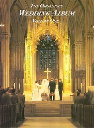 Drayton(Ed): Organists Wedding Album Volume 1 Org.