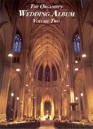 Drayton(Ed): Organists Wedding Album Volume 2 Org.
