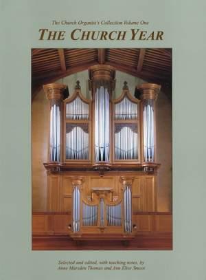 Marsden Thomas/Smoot: Church Organist's Collection - Vol.1 Church Year