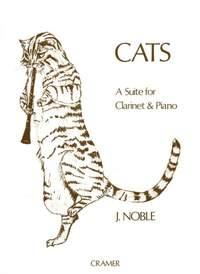 Noble: Cats Clar/Pno