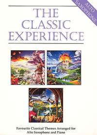 The Classic Experience Alto Sax & Piano