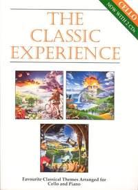 The Classic Experience Cello & Piano (Inc.Cds)
