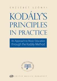 Erzsebet Szonyi: Kodaly's Principles in Practice
