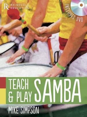 Mike Simpson: Teach And Play Samba