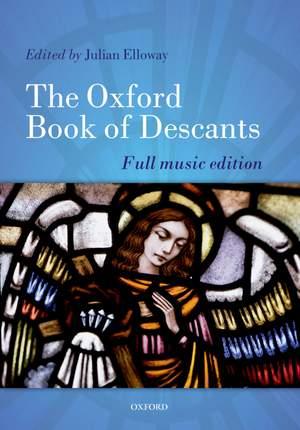 Elloway, Julian: The Oxford Book of Descants