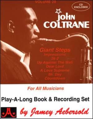 Aebersold, Jamey: Volume 28 John Coltrane