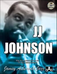 Aebersold, Jamey: Volume 111 J.J. Johnson