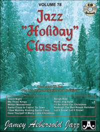 Jamey Aebersold: Volume 78 Jazz Holiday Classics