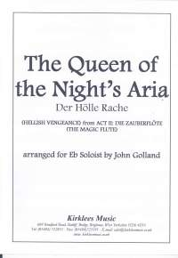 Queen Of The Night's Aria Mozart Eb soloist