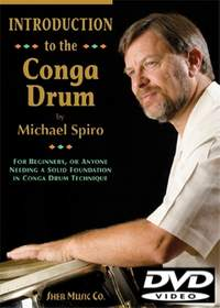 Michael Spiro: Introduction to the Conga Drum (DVD)