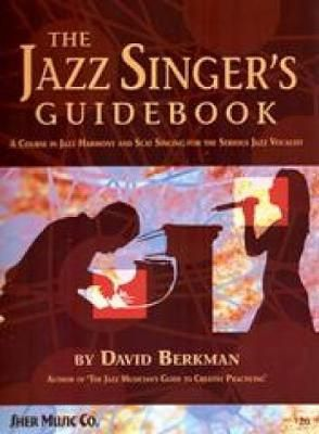 Berkman, David: Jazz Singer's Guidebook, The (with CD)
