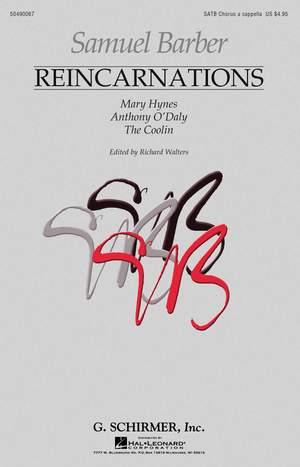 Samuel Barber: Reincarnations - Complete Edition