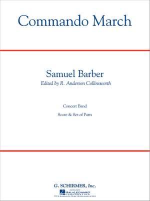 Samuel Barber: Commando March
