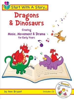Start With A Story - Dragons & Dinosaurs