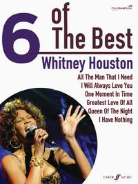 Houston, Whitney: 6 of the Best: Whitney Houston (PVG)