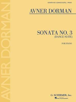 Avner Dorman: Sonata No. 3 (Dance Suite)