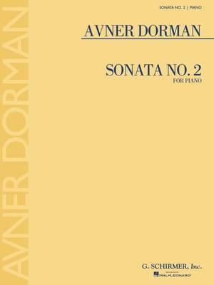 Avner Dorman: Sonata No. 2