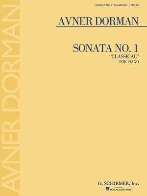 Avner Dorman: Sonata No. 1 Classical