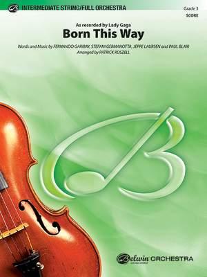 Paul Blair/Fernando Garibay/Stefani Germanotta/Jeppe Laursen: Born This Way