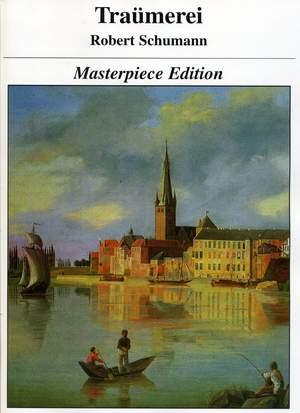 Schumann Traumerie Masterpiece Edition Piano
