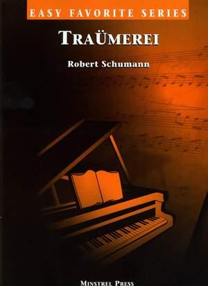 Schumann Traumerie Easy Favourites Piano