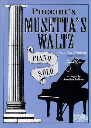 Puccini Musetta's Waltz (La Boheme) Signature
