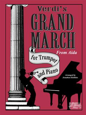 Verdi Grand March (Aida) Trumpet & Piano