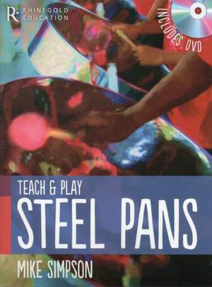 Mike Simpson: Teach And Play Steel Pans