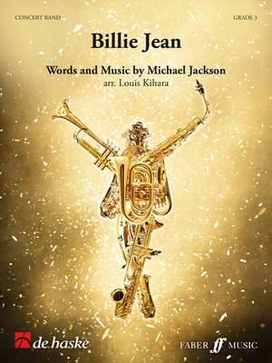 Jackson, M: Billie Jean (concert band score & parts) Product Image