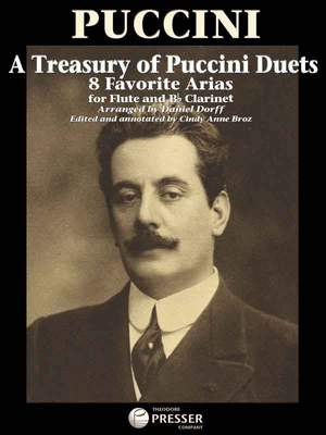 Puccini, G: A Treasury Of Puccini Duets