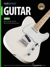 Rockschool Guitar - Grade 2 (2012)
