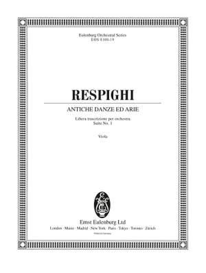 Respighi: Antiche Danze ed Arie Nr. 1