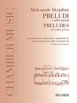 Scriabin: Preludes & other Pieces