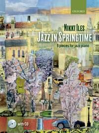 Nikki Iles: Jazz in Springtime + CD