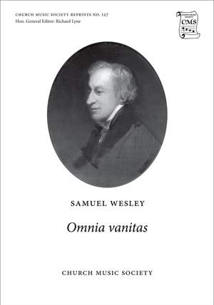 Wesley, Samuel: Omnia vanitas