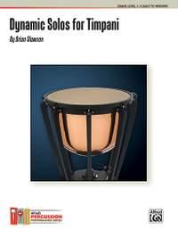 Brian Slawson: Dynamic Solos for Timpani