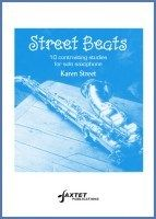 Street Beats for Solo Saxophone