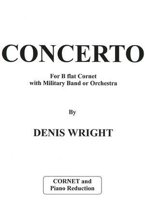 Denis Wright: Concerto for Cornet
