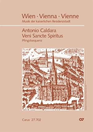 Caldara: Veni Sancte Spiritus (Full Score)
