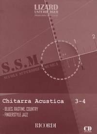 Mastrangelo: Chitarra acustica Vol.3 & Vol.4