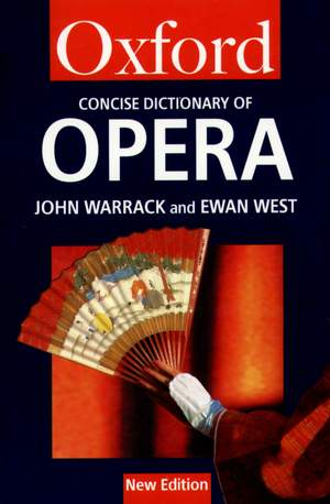 Oxford Concise Dictionary of Opera